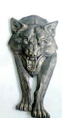 Силиконовый молд № 0209 Волк