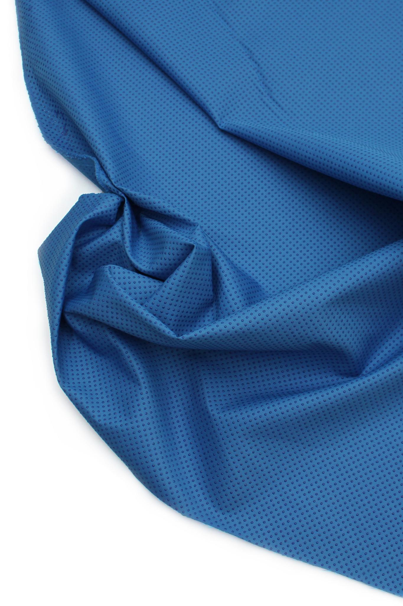 Ткань противоскользящая синяя