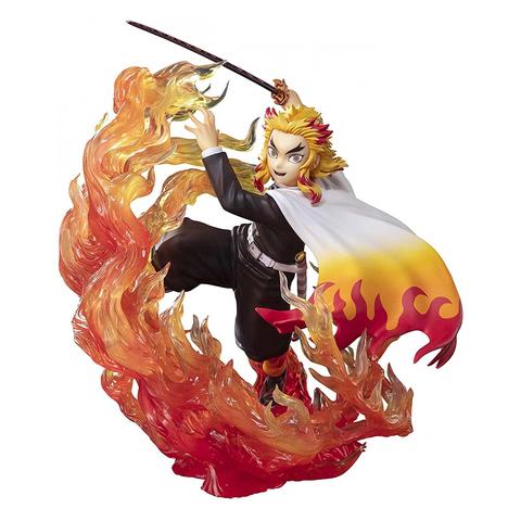 Фигурка Figuarts Zero Demon Slayer: Kimetsu no Yaiba Kyojuro Rengoku Flame Breathing