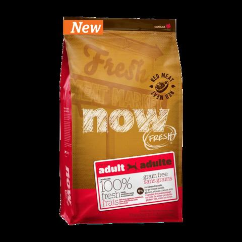 Now Fresh Сухой корм для взрослых собак с ягненком беззерновой
