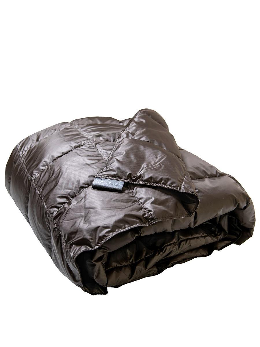 Joutsen одеяло-плед Kulkuri 130х190 темно-коричневый