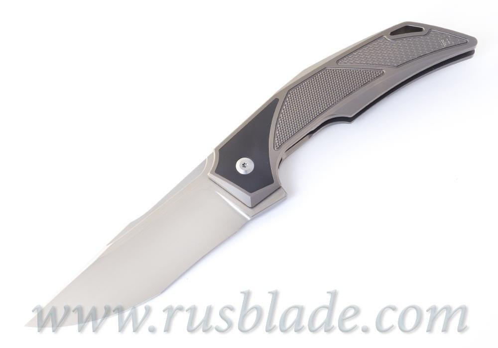 CKF/Tashi Bharucha Justice 2.0 collab knife - фотография