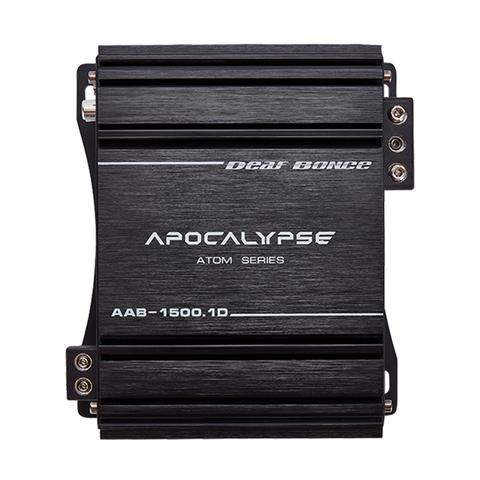 Усилитель Alphard Deaf Bonce Apocalypse AAB-1500.1D