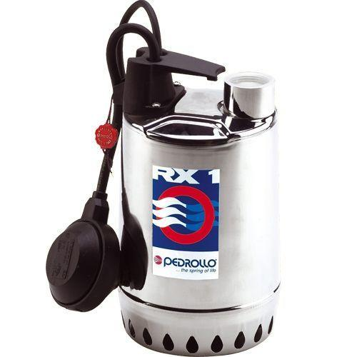 Насос дренажный PEDROLLO RXm 1 (кабель 5м.) 7.5м, 9.6м3/ч.