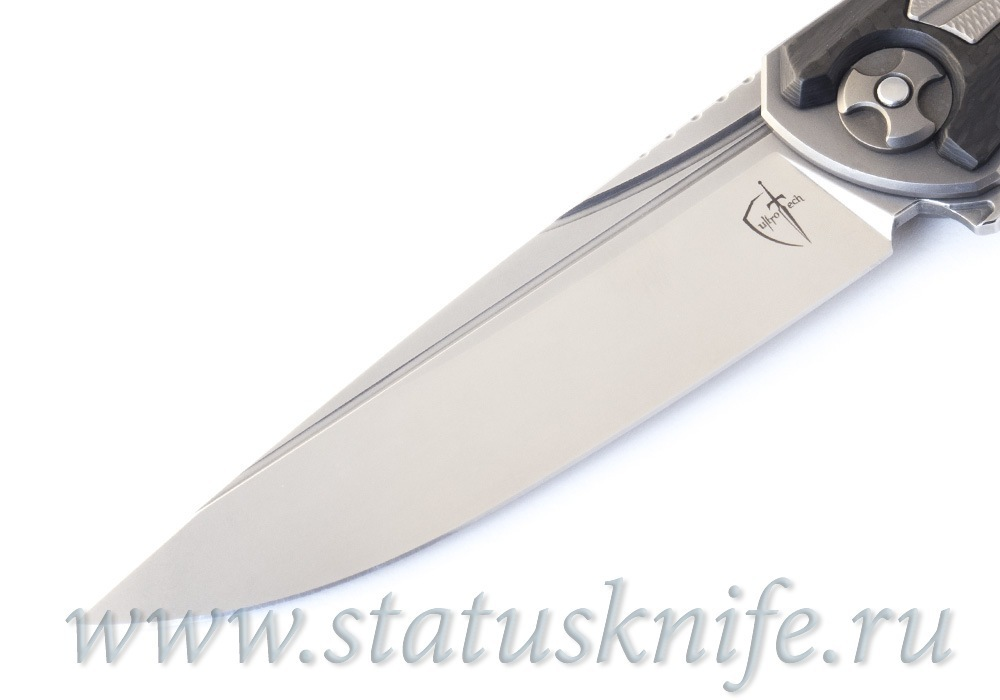 "Нож Сварн 2 ""Svarn 2"" Mid-Tech M390 от CultroTech - фотография"