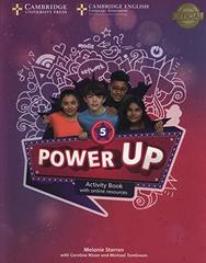 Power Up 5 Activity Book With Online Resources ...