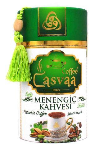 Турецкий кофе молотый с добавлением фисташек и молока, Casvaa, 250 г