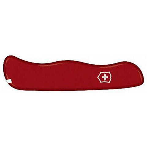 Передняя накладка для ножей Victorinox 111 мм, нейлоновая, красная