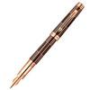 Parker Premier - Luxury Brown PGT, перьевая ручка, F, BL
