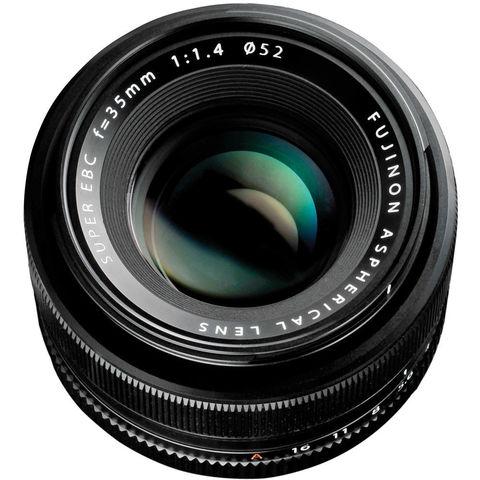 Объектив Fujinon XF 35mm f/1.4 R Black для Fujifilm X