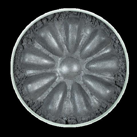 Для макияжа7: Тени минеральные для век тон 1224 Alluminium/сатиновые, TM ChocoLatte, 3 мл/1,2гр