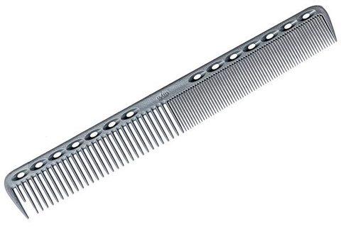 Расческа для стрижки Y.S. Park-339 графит 18 см