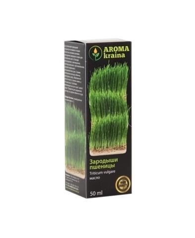 Масло зародышей пшеницы 50мл. Aroma Kraina