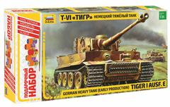Немецкий тяжелый танк Т-VI «Тигр»