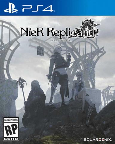 NieR Replicant ver.1.22474487139... (PS4, английская версия)