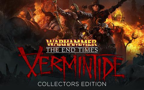 Warhammer: End Times - Vermintide Collector's Edition (для ПК, цифровой ключ)