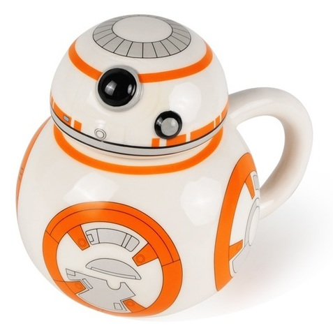 Звездные войны Кружка керамическая BB-8 — Star Wars BB-8 Cup