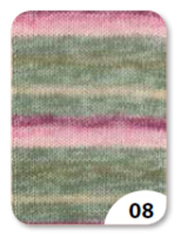 Носочная пряжа из Германии Gruendl Hot Socks Ledro купить