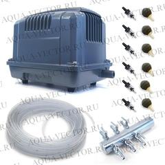 Мембранный компрессор Boyu LK-80 (80л/мин)
