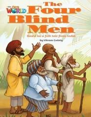 Our World 3: Rdr - Four Blind Men (BrE)