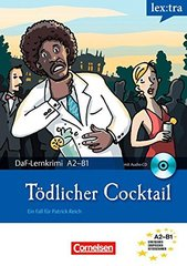 Toedlicher Cocktail mit Horbuch (A2-B1)