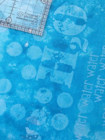 Ткань для пэчворка, хлопок 100% (арт. TT0704)