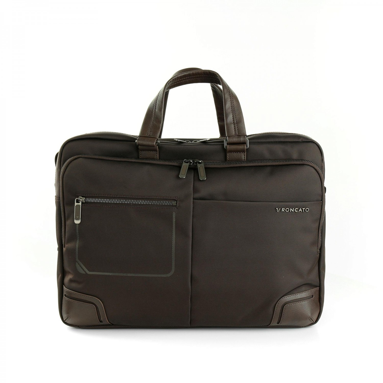 Портфель Roncato Wall Street Laptop Briefcase 15.6