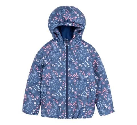 КТ221 Куртка для девочки утепленная