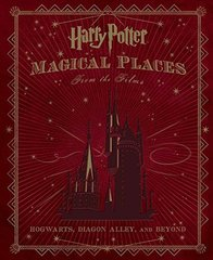 Harry Potter: Magical Places from the Films  (HB)