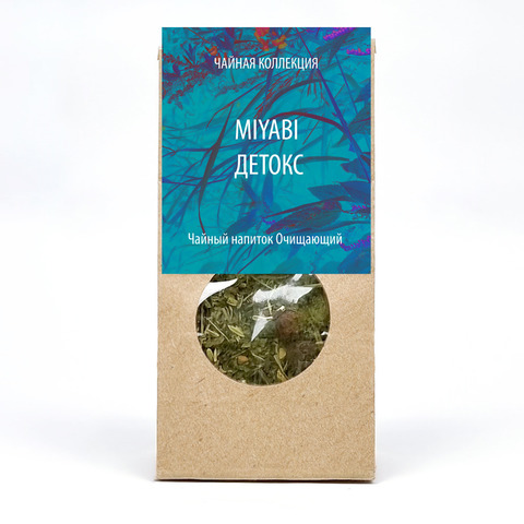 Чайный напиток Miyabi ДЕТОКС