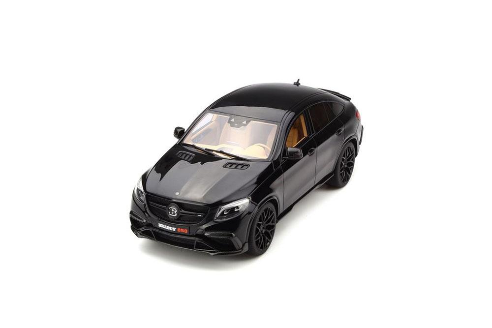 Коллекционная модель MERCEDES-BENZ GLE-CLASS BRABUS GLE 850 2016 OBSIDIAN BLACK