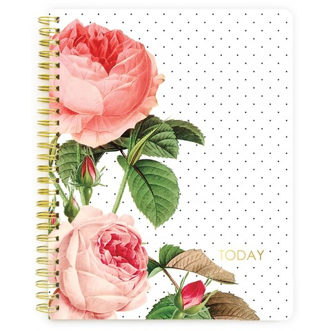Тетрадь-ежедневник на спирали The Good Life Composition Spiral Notebook