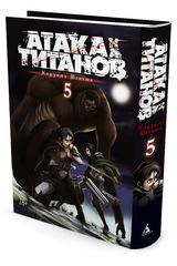 Манга «Атака на Титанов. Книга 5»