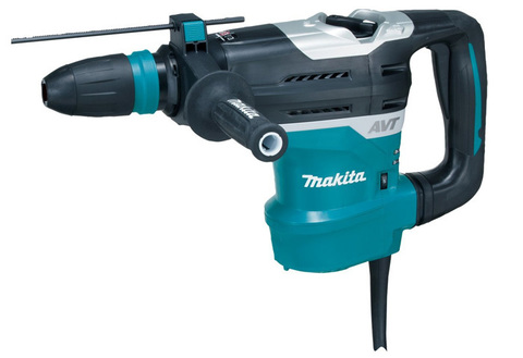 Перфоратор SDS-Max MAKITA HR-4013C (1100 Вт, 11,4Дж, 6,8кг, AVT-система, кейс) (HR4013C)
