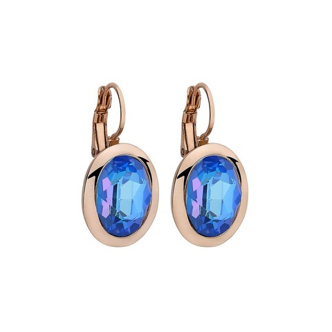 Серьги Tivola Royal Blue Delite 303188 BL/RG