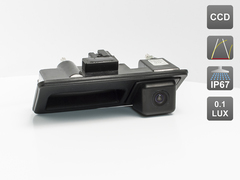 Камера заднего вида для Volkswagen Touran 10+ Avis AVS326CPR (#003)
