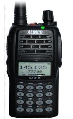 УКВ радиостанция ALINCO DJ-A10