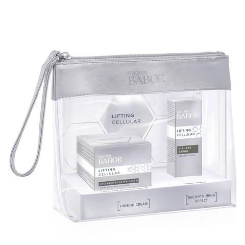 Doctor Babor Набор по цене крема Lifting Cellular Set Collagen Booster Cream + V-Shape