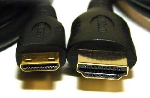 Кабель Mini HDMI - HDMI шнур