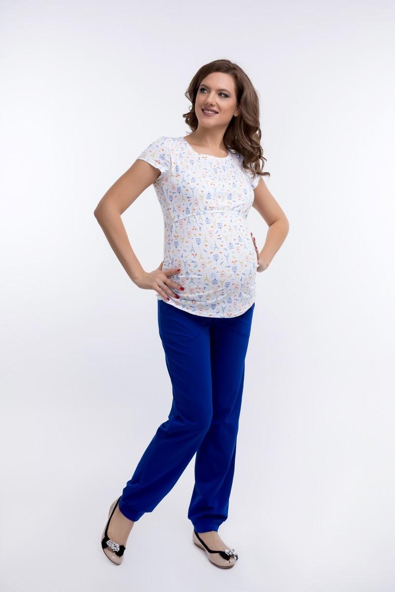 Костюм для беременных и кормящих 08316 цветной