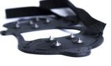 Ледоходы «Скалолаз Хард» на 10 шипах-гвоздиках из калёной стали (не тупятся и не ржавеют)