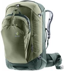 Рюкзак для путешествий Deuter Aviant Access Pro 60 khaki-ivy