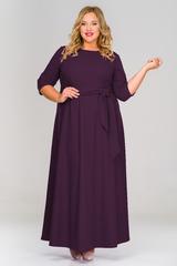 Платье из крепа 1518404