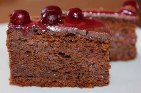 Торт «Трюфель» без глютена