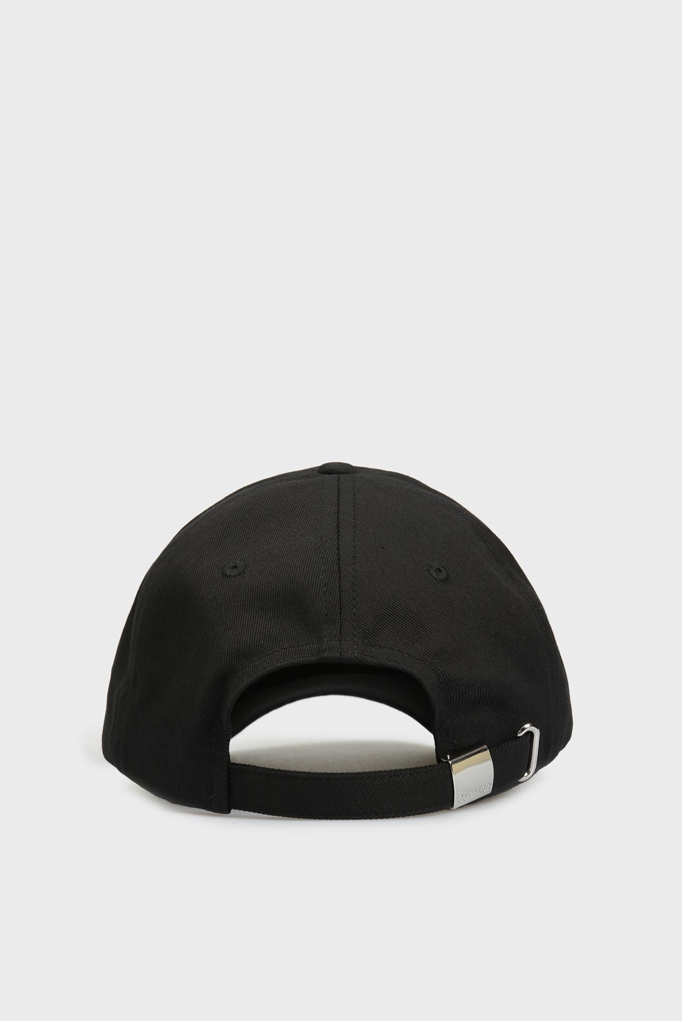 Мужская черная кепка Calvin Klein