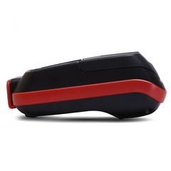 Чековый мобильный принтер Mertech MPRINT E200 USB, Bluetooth, Black, 203 dpi, термопечать, лента 48 мм, Честный Знак, ЕГАИС, QR-код, Bartender