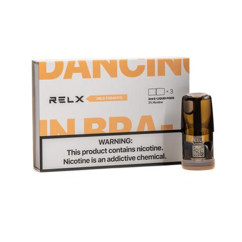 Картридж Relx Mild Tobacco 3% 1 шт
