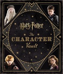 Harry Potter: The Character Vault  (HB)