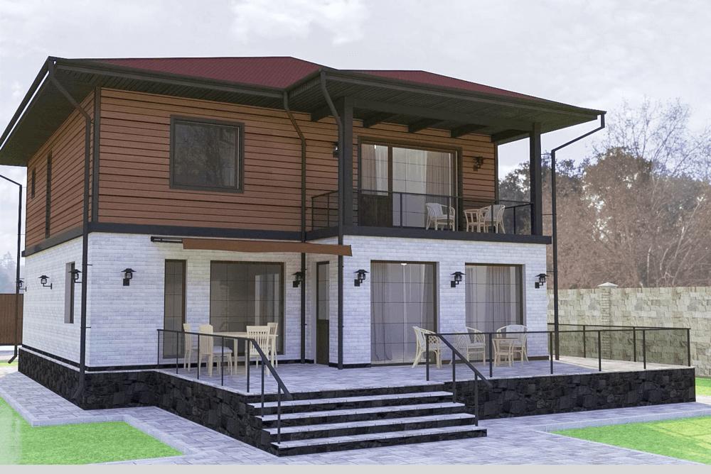 Проект дома 1