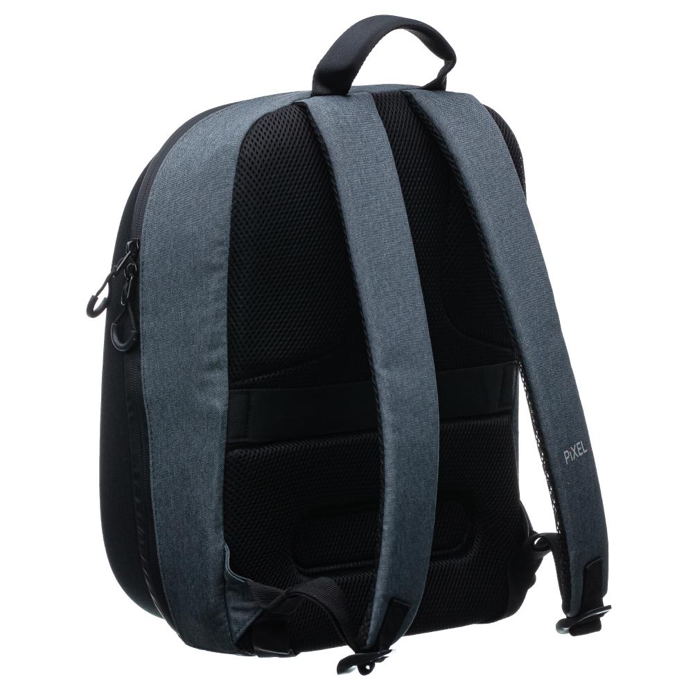 Рюкзак с LED-дисплеем PIXEL ONE - GRAFIT (серый)